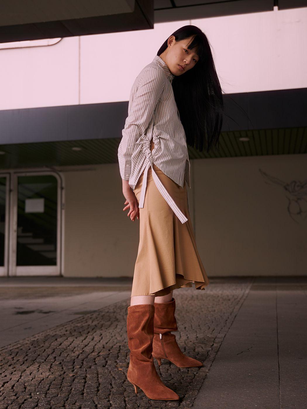 Street Style Silhouette - Inspiration von der Straße