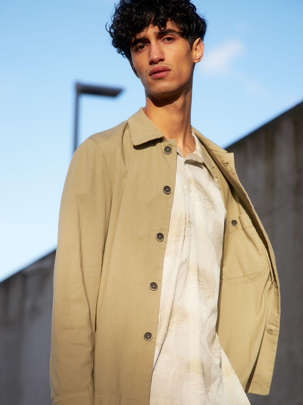Jacke und Shirt von Barena Venezia